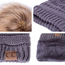 Knitted Hat for Women