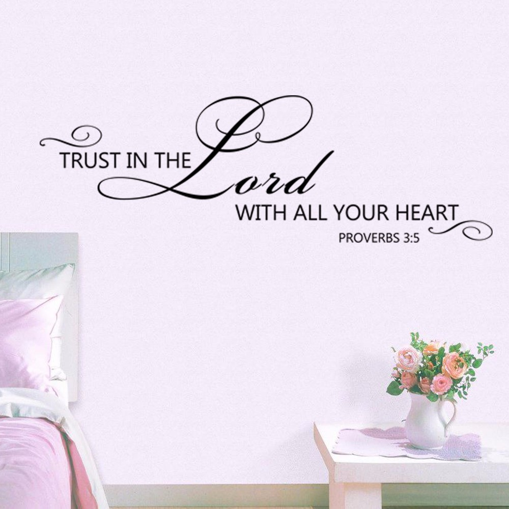 compare prices on christian mural online shopping buy low price proverbs 3 5