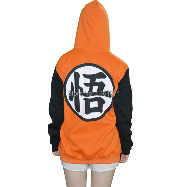 HKSNG Hot Sale One Piece Pokemon Dragon Ball Hoodie Cosplay Animal hoodies Couple Cotton Yellow Coat Women