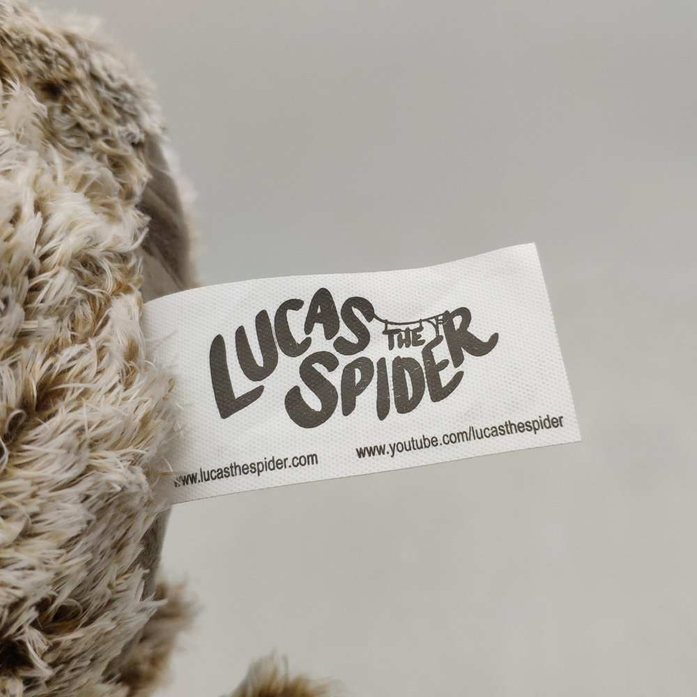 Image 3 - LUCAS THE SPIDER 1ST EDITION плюшевые игрушки куклы новые-in Кино и ТВ from Игрушки и хобби on AliExpress - 11.11_Double 11_Singles' Day