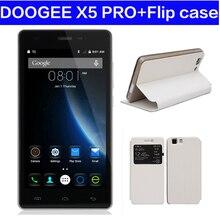 "Venta de separación Original Doogee X5 Pro 5.0 ""HD IPS 4G LTE Teléfono Móvil Quad Core 2 GB RAM 16 GB ROM Android Dual SIM GPS celulares"