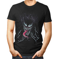 VENOM unisex T Shirt women men gift tee top movie spiderman scary Gift Print T shirt,Hip Hop Tee Shirt,NEW ARRIVAL tees
