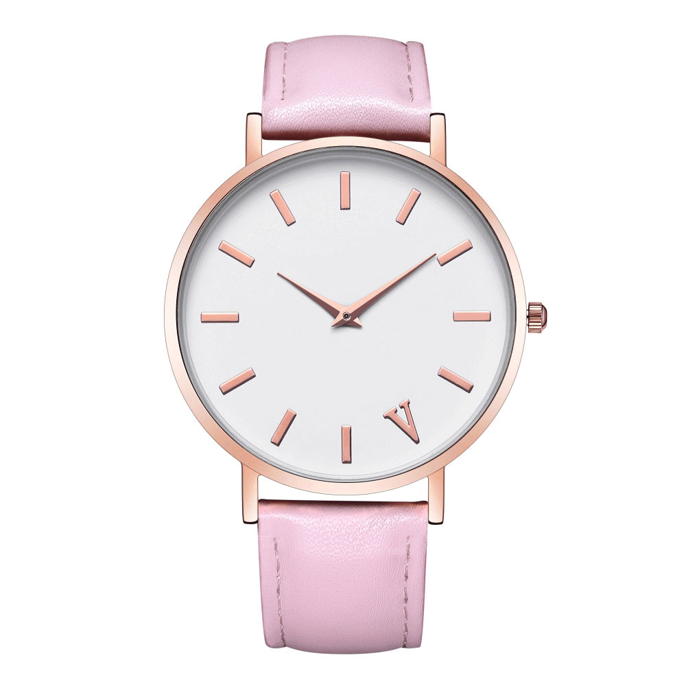 Top Fashion Simple Classic Style Famous brand quartz THE FIFTH  watch Women casual Leather watches Men hot Clock Reloj mujeres baosaili fashion wrist watch men watches brand luxury famous male clock women unisex simple classic quartz leather watch bs996