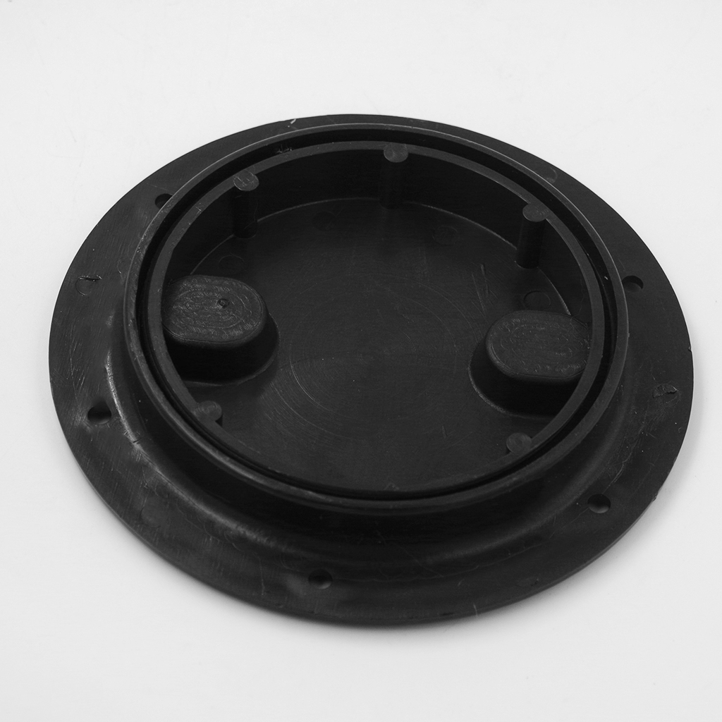 Image 5 - Marine Black Plastic Deck Plate 6' Waterproof Inspection Screw Type for Boat-in Marine Hardware from Automobiles & Motorcycles