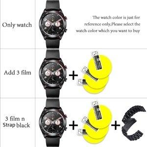 Image 5 - Смарт часы HUAWEI Honor Watch Magic Honor watch dream, оригинальные Смарт часы с поддержкой NFC, GPS, пульсометром, Android 4,4, iOS 9,0