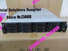 New style 2u plate hot pluggabel storage server computer case industrial computer case 2.5 hard drive