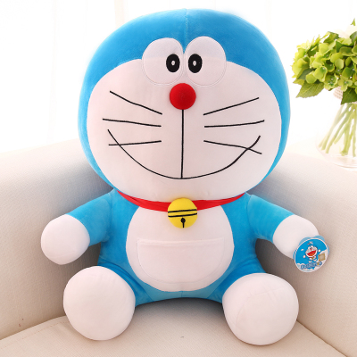 Peluche Machine chat poupée Jingle chat oreiller poupée en peluche jouet robot quand oreiller enfants cadeau d'anniversaire fille vente directe d'usine