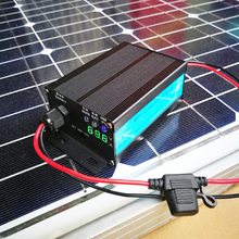MPPT Solar Cells 10A Battery charge Controller Boost step-up