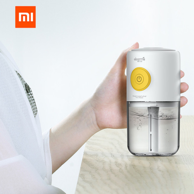 Xiaomi Mijia Deerma Mini USB Ultrasonic Mist Humidifier Aroma Essential Oil Diffuser Aromatherapy Car Air Purifier with 7 color 2