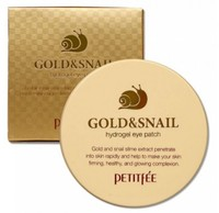 Gold & Snail Hydro Gel Eye Patch (60 Sheet)