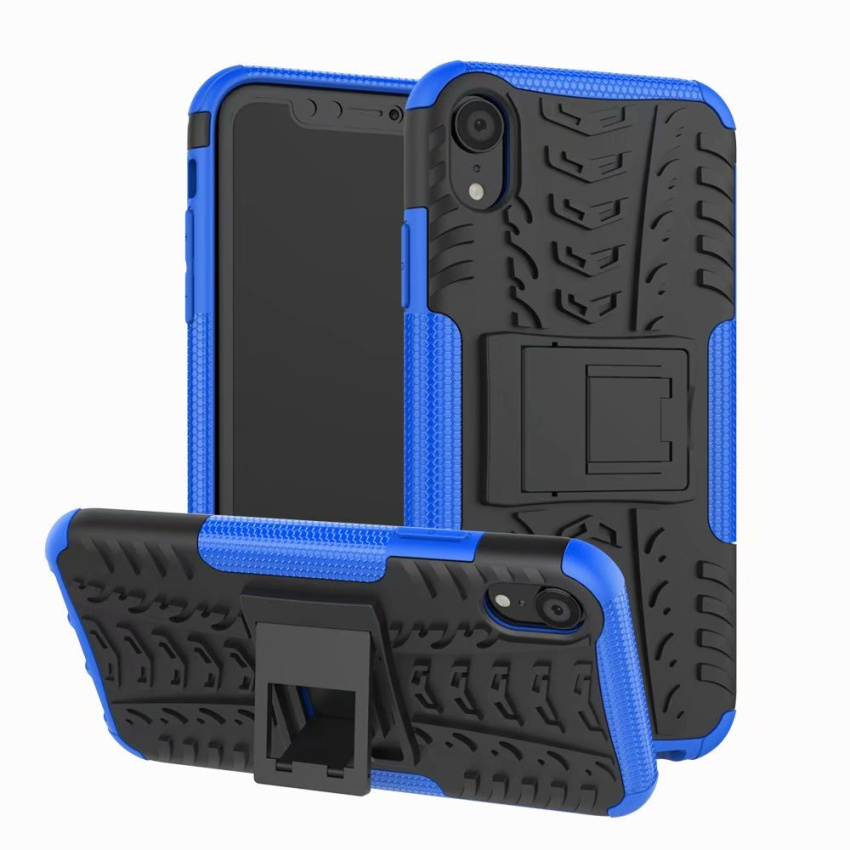 50pcs/lot For iPhone XR Kickstand Baby Safe Tire