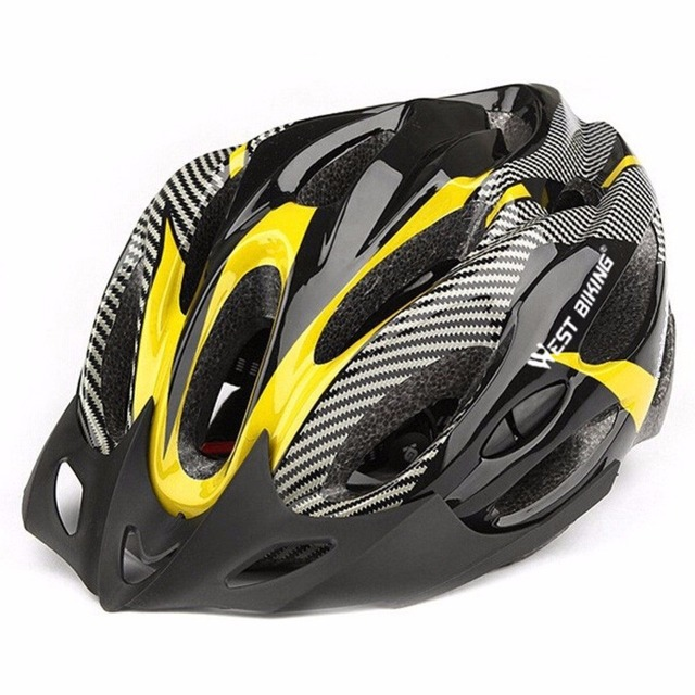 Casual Protective Multi-Use Bicycle Helmet