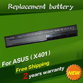 JIGU A31-X401 А32-X401 A41-X401 A42-X401 Батареи Ноутбука Для Asus X401 F301 F401 F501 S301 S401 S501 X301 X401 X501