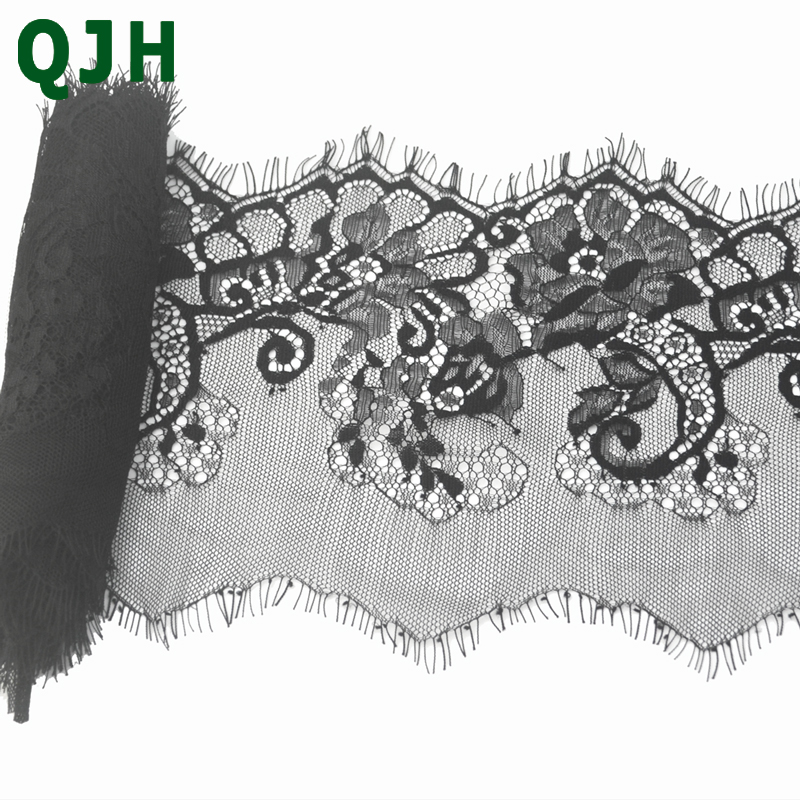 Kit Embroidered Lace Set 14CM Hand Made Hair Bow Parts Garment Embellishments