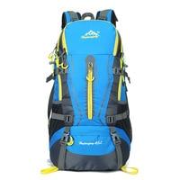 2019 New Male 40L Camping Backpack Mountaineering for Men Nylon Waterproof Women Travel Hiking Outdoor Sport Rucksack Ultralight
