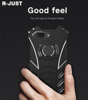 R Just For Oneplus 5t Case Metal Aluminuml Armor Batman Outdoor Shockproof Bumper Cover For Oneplus