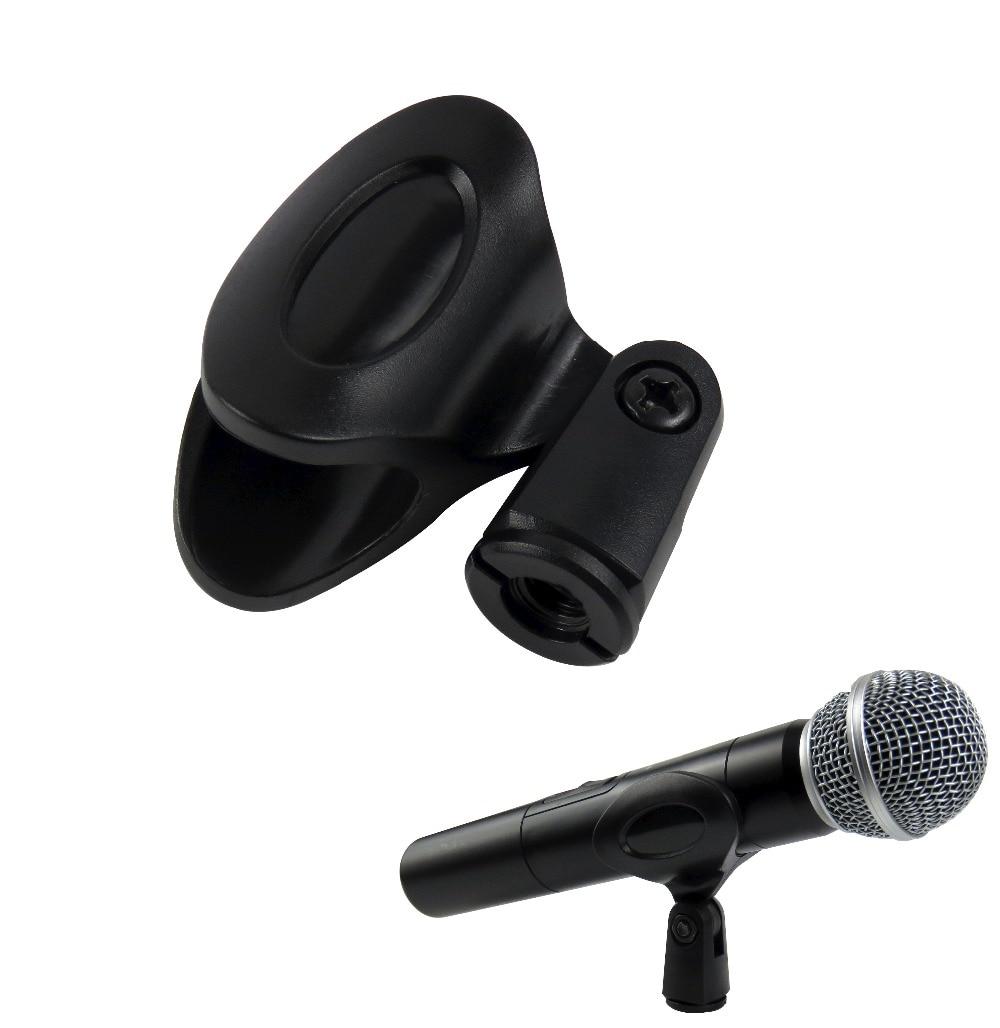 Ehrlich Staraudio Sma-07 1 Stück Flexible Mikrofon Ständer Zubehör Kunststoffklemme Clip Halter Bodenbefestigung Reisen Unterhaltungselektronik Mikrofonstativ