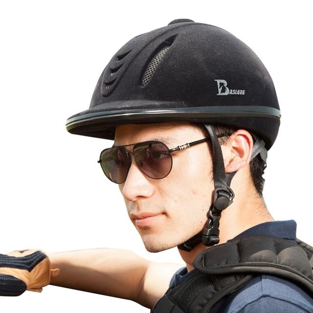 CE Certification Horse Riding Helmet Portable Equestrian Helmet For Men Women Child Horse Rider Helmet 51-61 CM