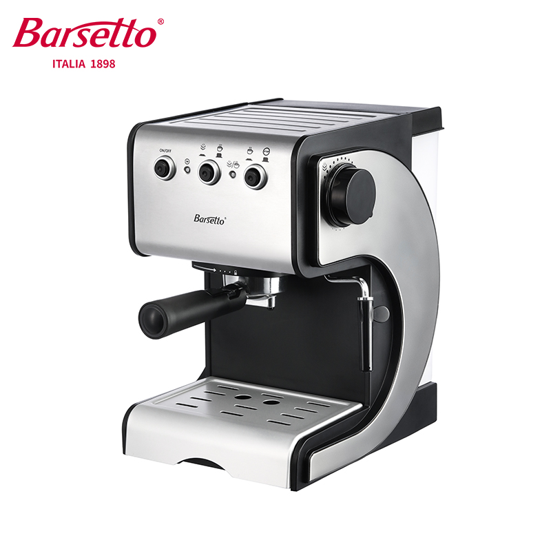 Coffee machine Barsetto BAA621 home intelligent fully automatic american style coffee machine drip type small is grinding ice cream teapot one machine