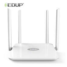 EDUP High Power Wireless Wifi Router 1200M 11AC Dual Band Long Distance Wireless Wifi Repeater 2.4G/5G English Version
