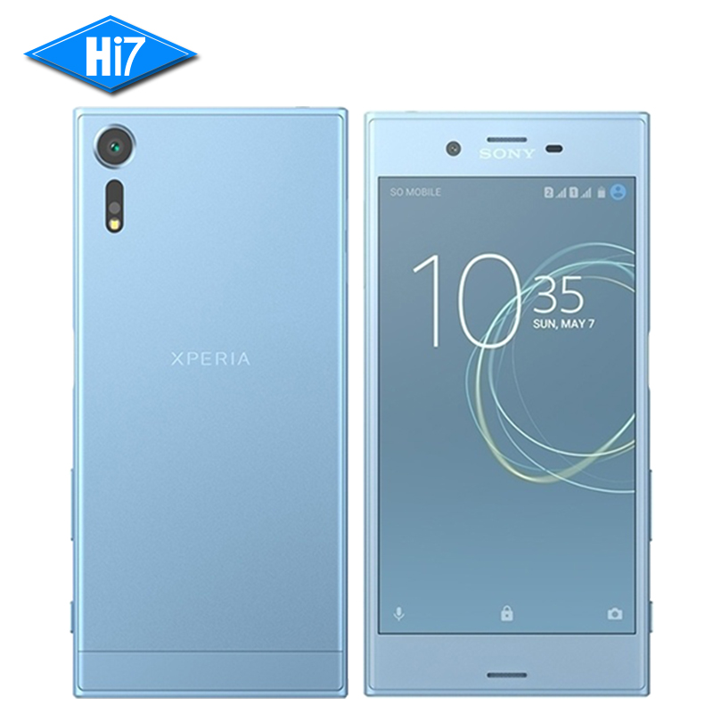 2017 NEW Original Sony Xperia XZs G8232 Mobile Phone 5 2 4GB RAM 64GB ROM 19MP