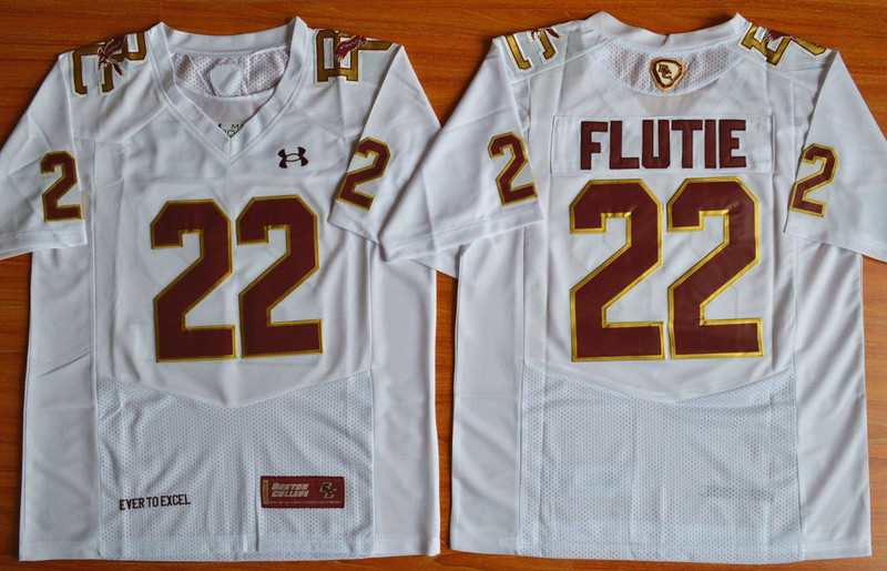 timeless design 1f8b6 bfd63 doug flutie throwback jersey