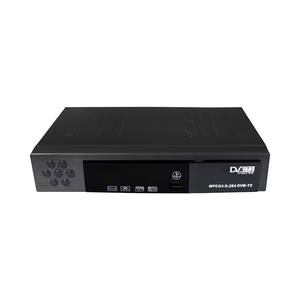 Image 2 - DVB T2 HD Digital Set Top boxes DVB T2 Terrestrial receiver decoder 1080P H.264 Support USB WIFI Youtube DVB T2 receptor tuner