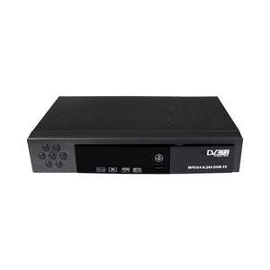 Image 2 - Dvb T2 Hd Digitale Set Top Boxes Dvb T2 Terrestrial Ontvanger Decoder 1080P H.264 Ondersteuning Usb Wifi Youtube Dvb t2 Receptor Tuner