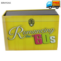 Marsha Cd Box Set Free Shipping; Romantic 60's Romancing The '60s 15 Cd Beautiful Set Limited Collector's Edition Free Shipping