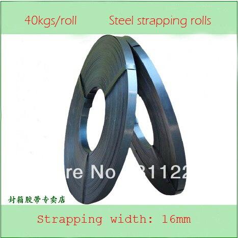 Mėlynas antikorozinis plieno dirželis, metalo apdirbimo juostų - Įrankių komplektai - Nuotrauka 2