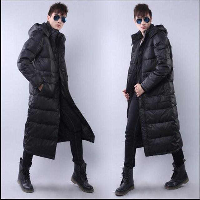 Men Long Down Coat | Down Coat