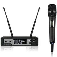 True diversity SKM9100 Digital wireless microphone stage handheld wireless microfone professional microfono mic wireless