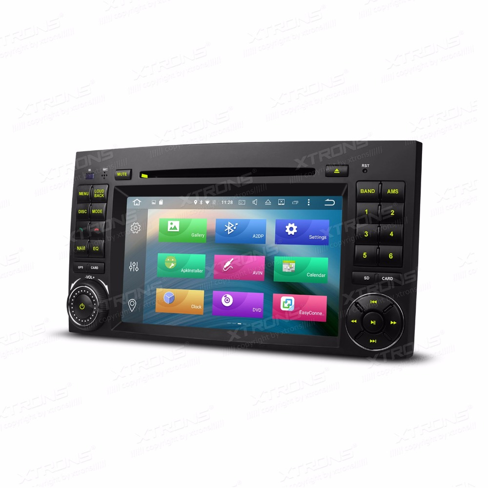 7&#8243;Octa-Core Android 6.0 OS Car DVD radio for Mercedes-Benz A-Class W169 2004-2012&#038; Sprinter W906 2006-2012 with <font><b>2GB</b></font> <font><b>RAM</b></font> 32GB ROM