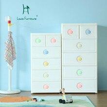 Модный детский ящик для шкафов, шкаф, 5 слоев пластика