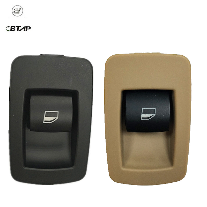 BTAP 4 PIN New Power Beige e Nero Finestra Ergastolano Interruttore/Pulsante Per BMW E60 520I 523I 525I 530I 61316951956 61 31 6 951 956