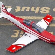 EPO RC Warbird PC21 цветной
