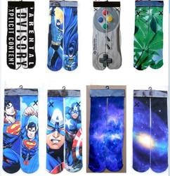 Women socks 3d captain america superman emoji 2pac tupac biggie smalls weed skateboard high socks men.jpg 250x250