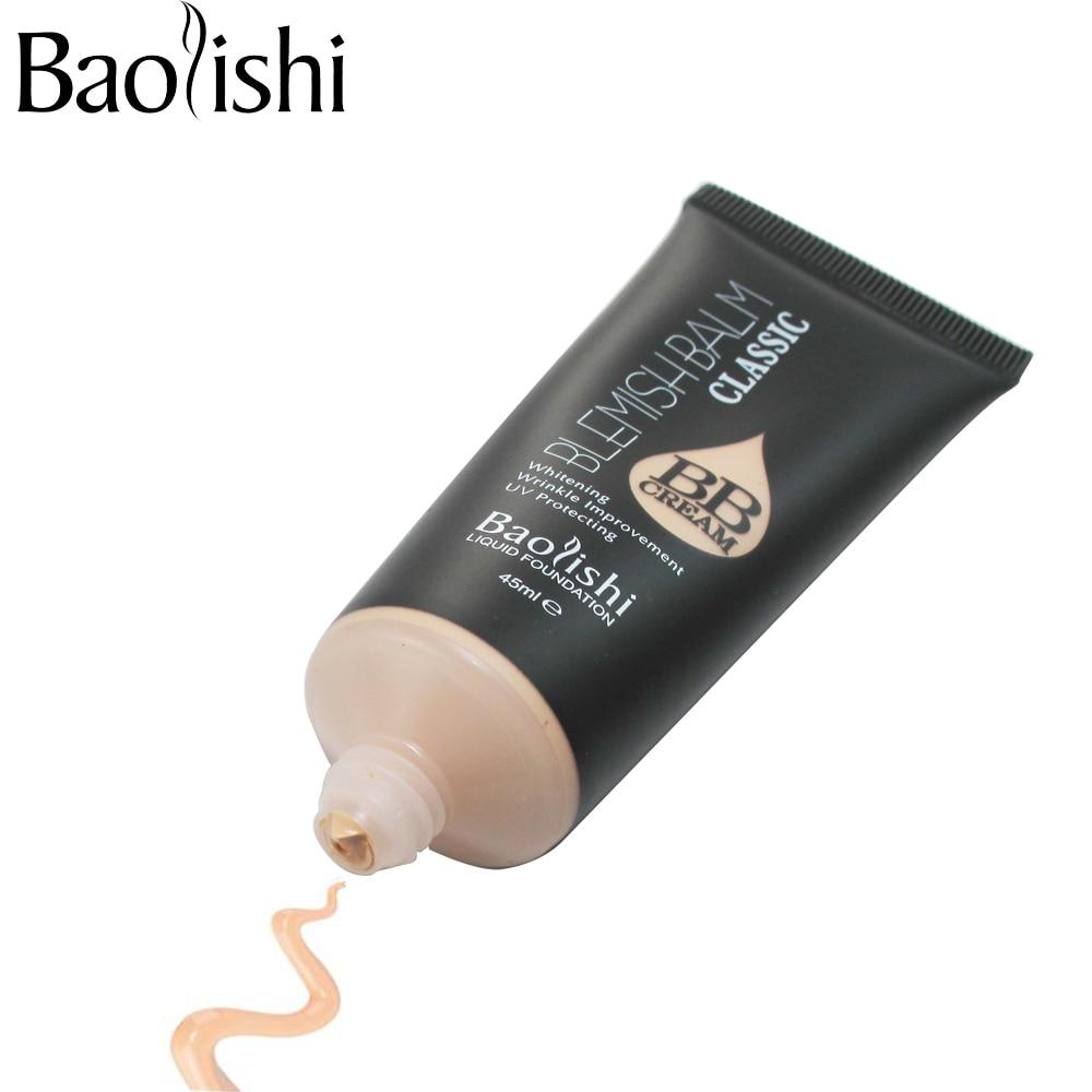 Baolishi 5 renk Yüz Vakıf Makyaj beyazlatma BB Krem Kapatıcı - Makyaj - Fotoğraf 5
