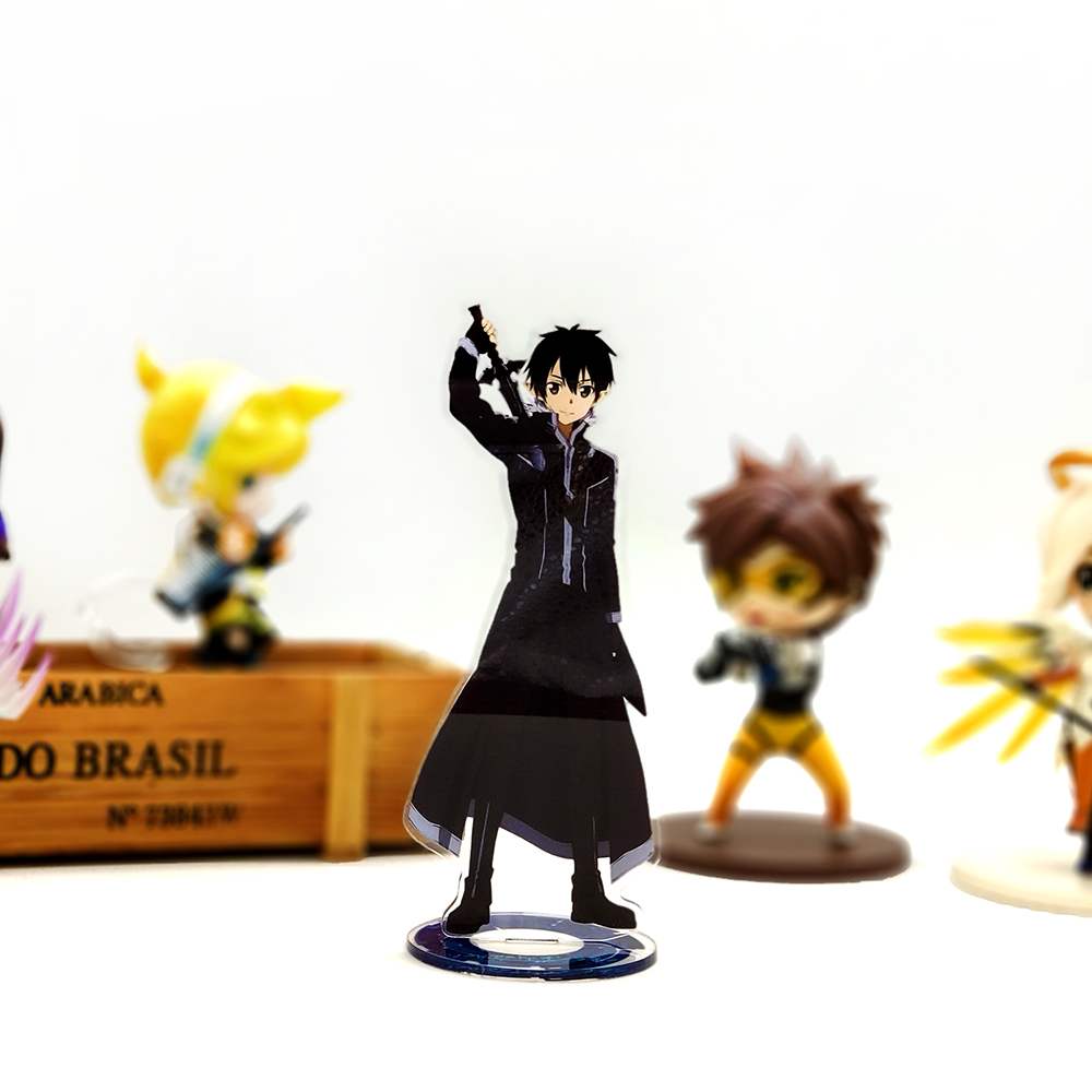 Sword Art Online Kirito Asuna Suguha Yuuki_2