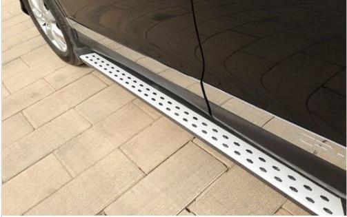 Chrome Side door Body molding mouliding trims 6pcs For HONDA CR-V CRV 2012 2013 дефлекторы окон skyline honda cr v 06 chrome molding 4 шт