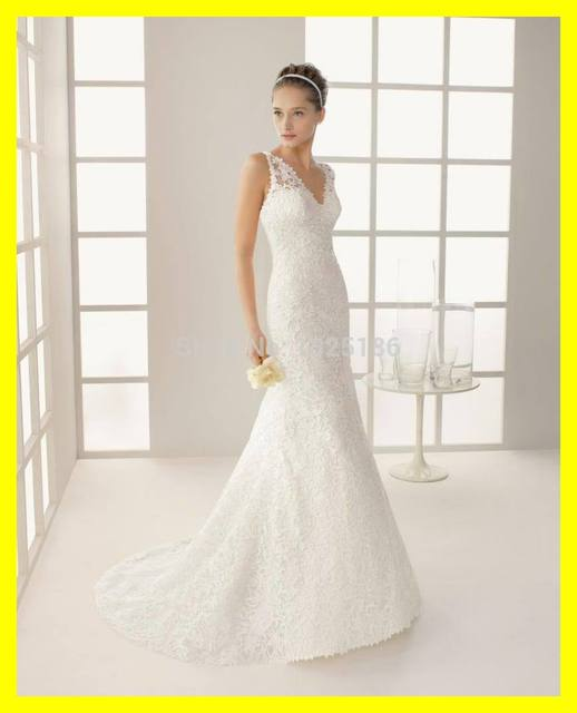 Vintage Inspired Wedding Dresses Sheath S Style Dress Old Fashioned ...