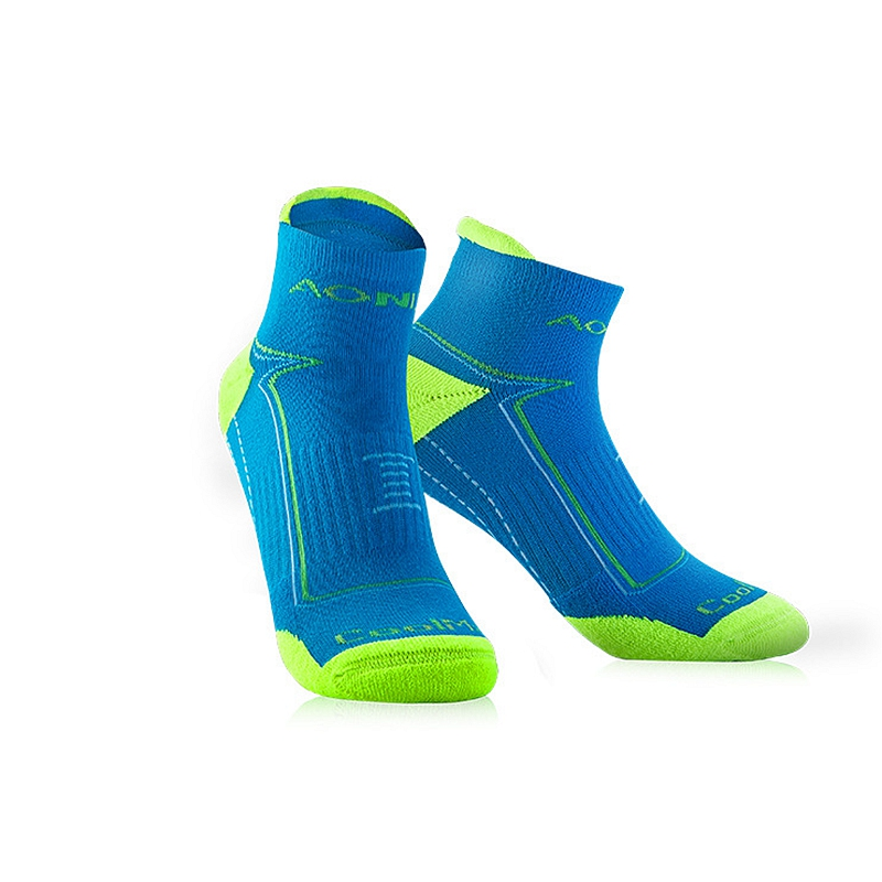 3Pairs/Set AONIJIE Sport Coolmax Socks Quick Drying Breathable Running Cycling Socks