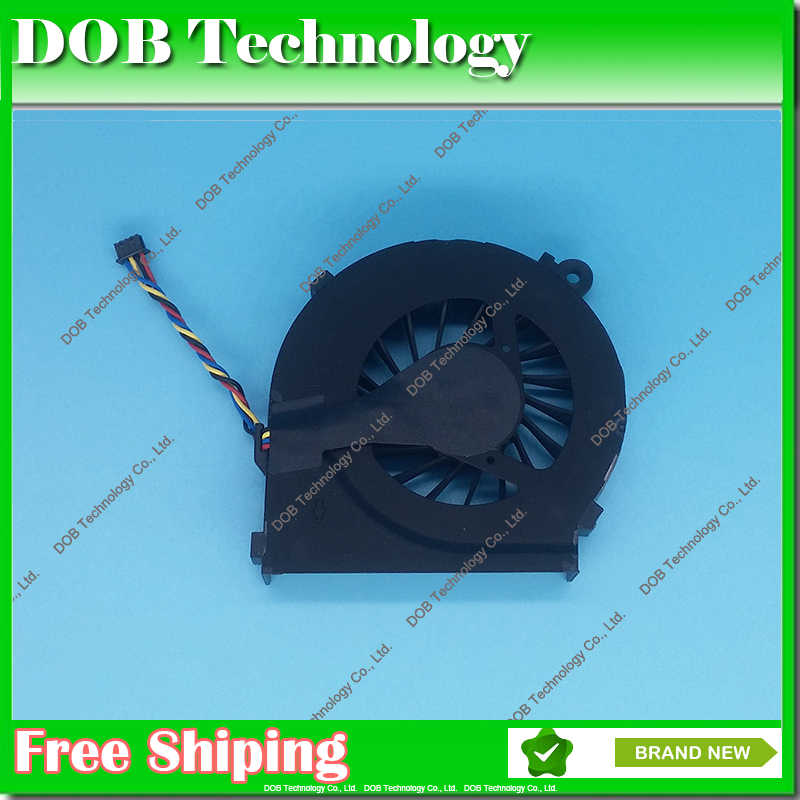 New CPU Laptop Cooling Fan 4PIN Para HP Pavilion g6-1324sl MF75120V1-C170-S9A CPU Cooler