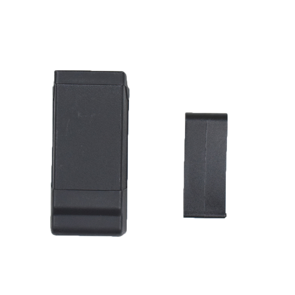 Military Tactical Pouch Single Pistol Magazine Pouch Fit 9mm and .40 Caliber Belt Pouch for Outdoor Hunting Airsoft Wargame image