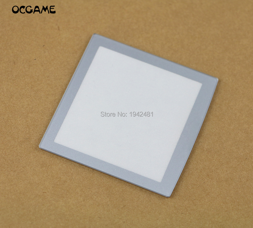 OCGAME Plastic For NeoGeo Pocket Silver LCD Protective Screen Lens For NGP Neo Geo Lens Protector 20pcs/lot(China)