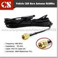 3dBi Автомобиль Рог 868 МГц антенна, антенна 3 М SMA Мужской