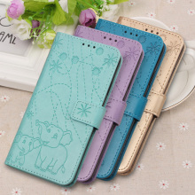 Luxury PU Leather case For Huawei P30 Case Flip mobile phone cover sFor Pro Cases wallet Capa Card slot bag Coque