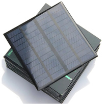 3Watt Polycrystalline Silicon Solar Cells 12V DIY Solar Power Battery Charger 145*145mm 3W Small Solar Panels heaters 4pcs
