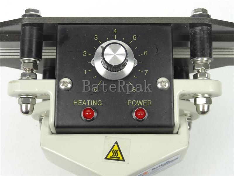 """FKR-200 """"BateRpak"""" rankinis / dvigubas nepertraukiamo kaitinimo - Suvirinimo įranga - Nuotrauka 5"""