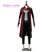 THE ANIMATION TSUKIPRO SolidS OKUI TSUBASA Cosplay Costume Halloween New Years Christmas Costume